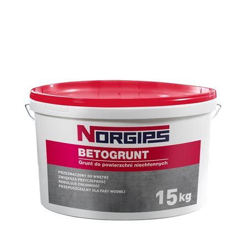 norgips betogrunt primer baustoffe online kaufen internationaler baustoff gro handel. Black Bedroom Furniture Sets. Home Design Ideas